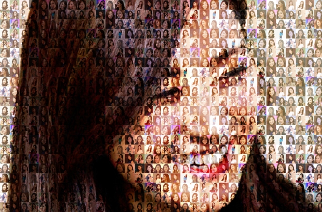 image, pictures, photo, kwon yuri, yuri snsd, yuri mosaic, kwon yuri mosaic, yuri jpeg, girls generation mosaic, photoshop mosaic, photoshop yuri, snsd mosaic